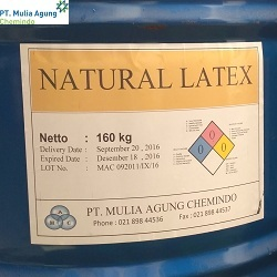 latex pekat
